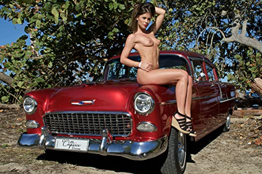 Hot sports cars naked babes