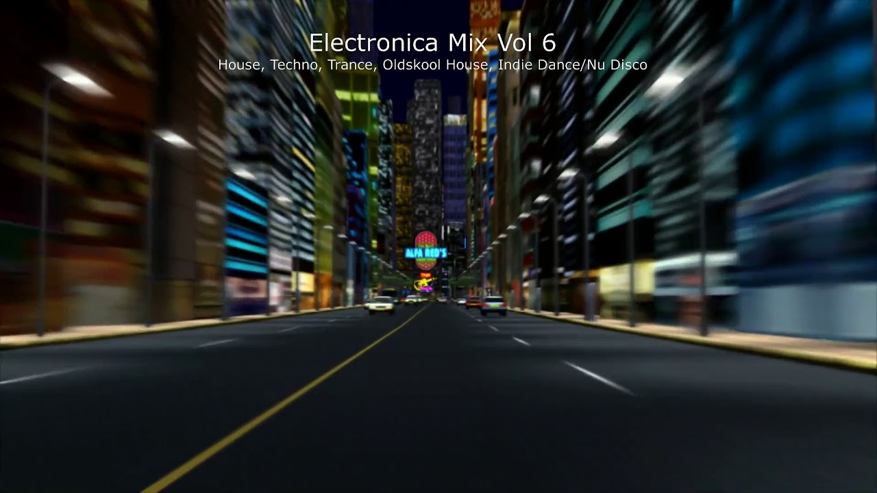 Techno electronica mix clasicas