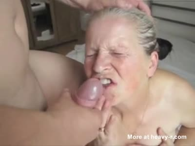 Incest with granny