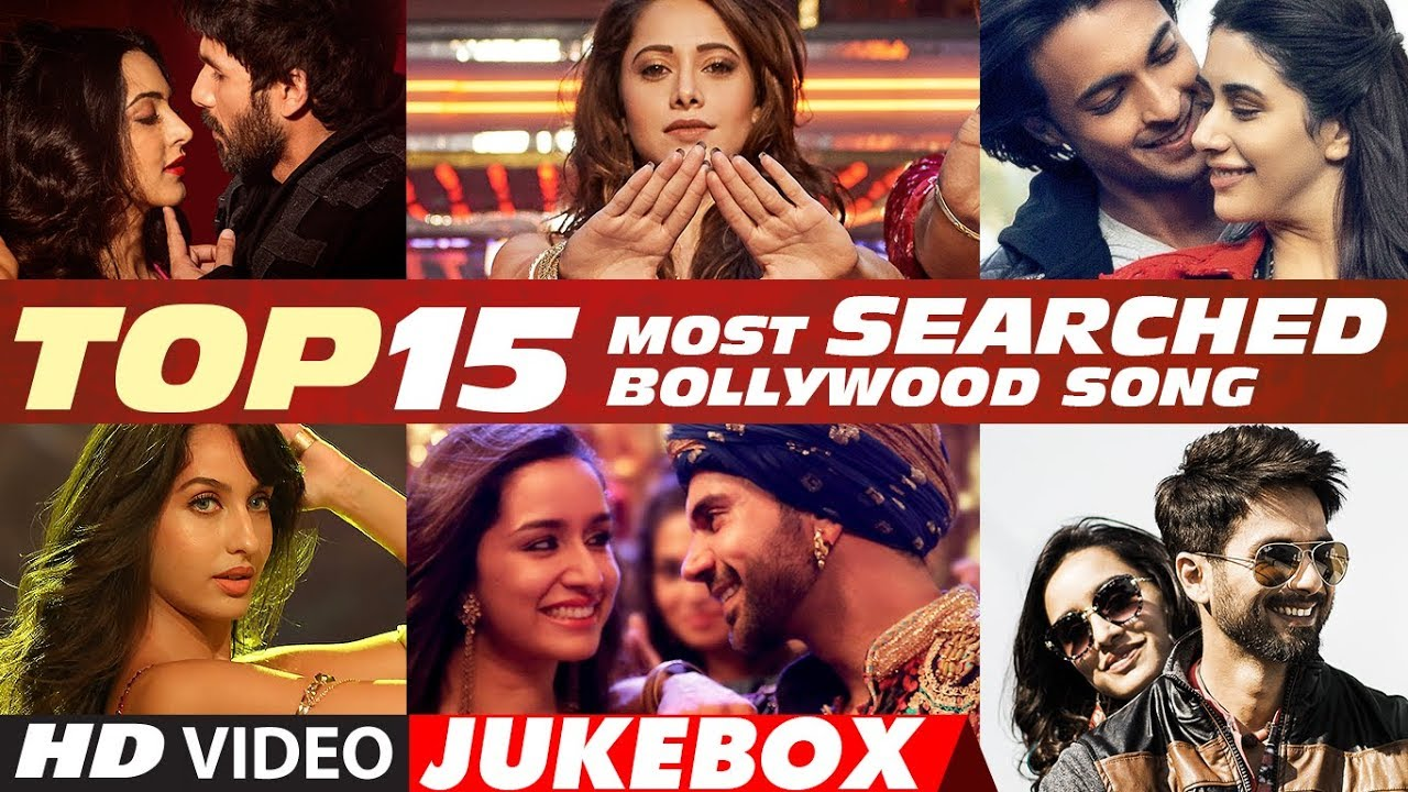 Most popular bollywood songs 2019