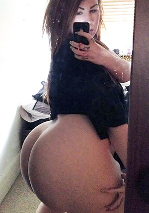 Busty white women with big butt nude