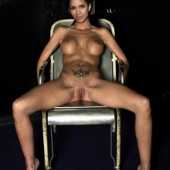 Halle berry naked video