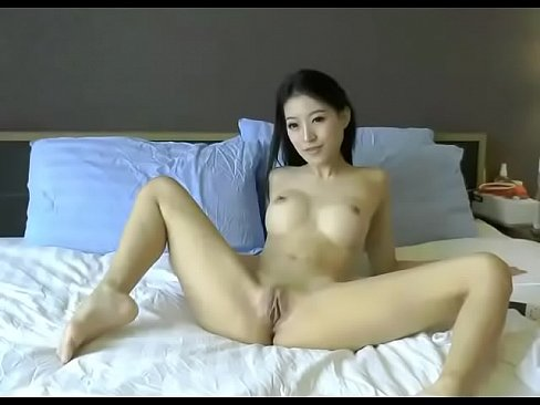 Topless asian models
