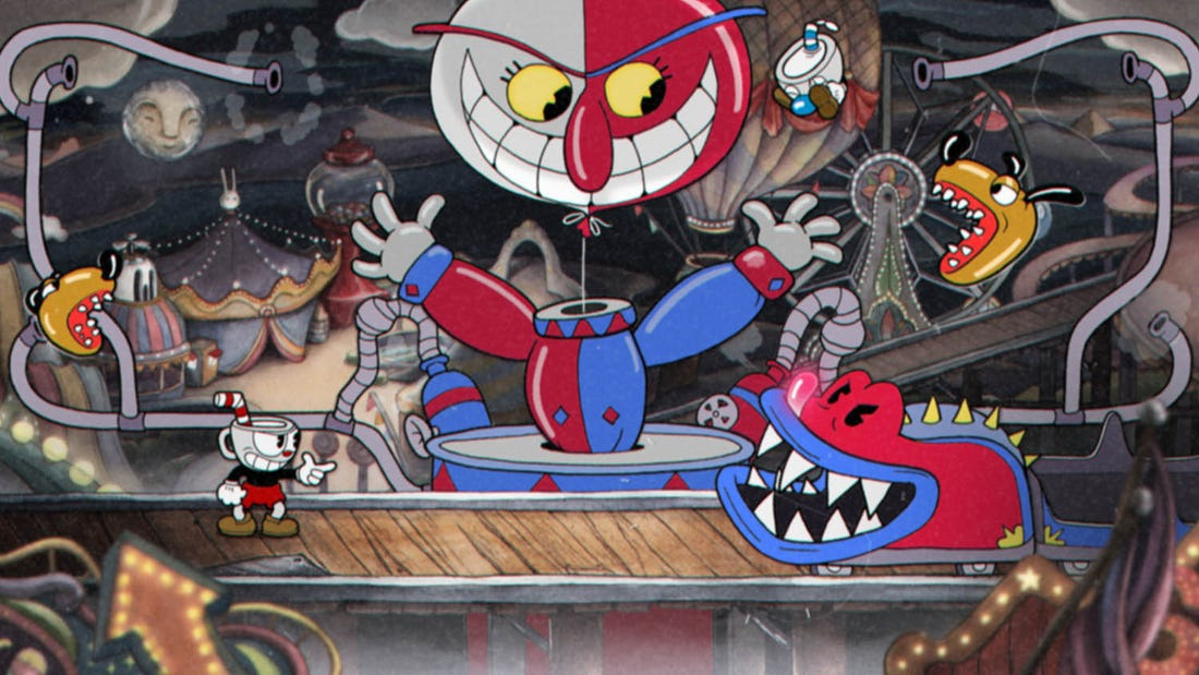 Cuphead meaning