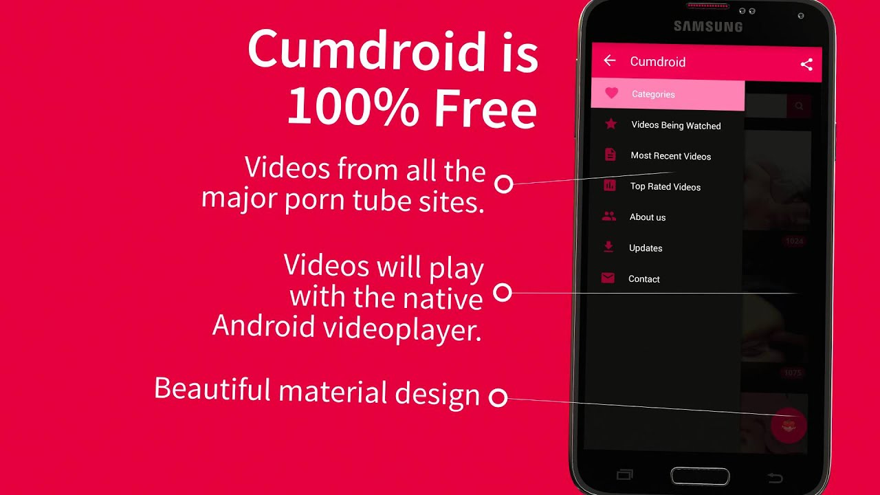 Tube porn for android