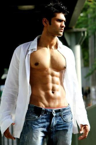 Male model images indian