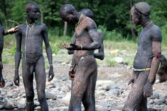 Naked african native men pictures