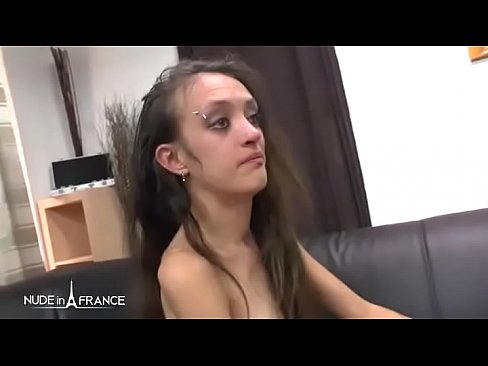 Pounded for a face full of cum