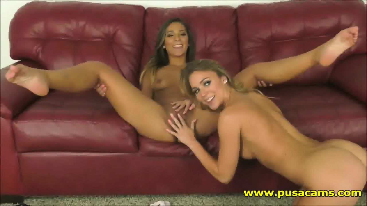 Sexy tanned teens naked