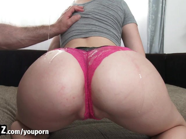 Teen booty pussy