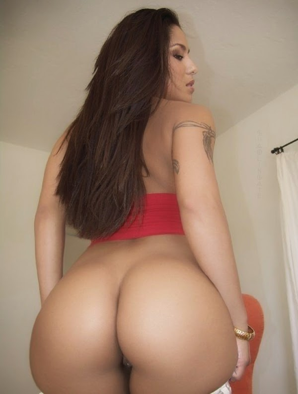 The biggest hot nude ass