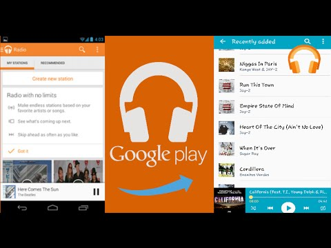 Youtube converter to google play music